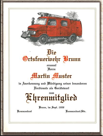 Beispiel Muster Urkunde Pergament 1 Urkunde Download Picture